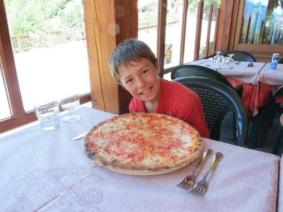 Ristorante Pizzeria La Palud : PIZZA XXL