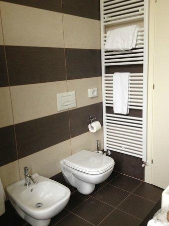 Hotel Principe di Torino : Toilet