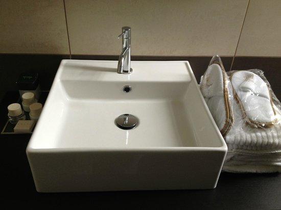 Hotel Principe di Torino: Free toiletries