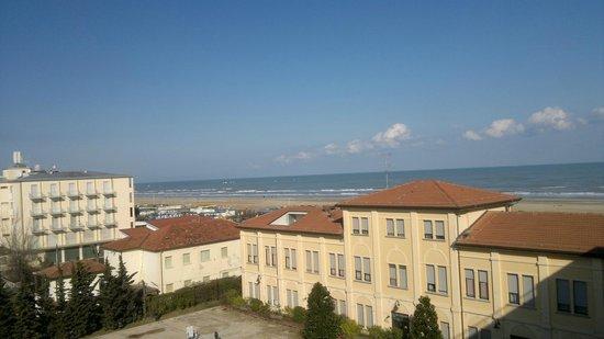 Hotel Club Dante : Vista dall'alto