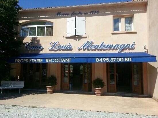 Patrimonio, France: le magasin