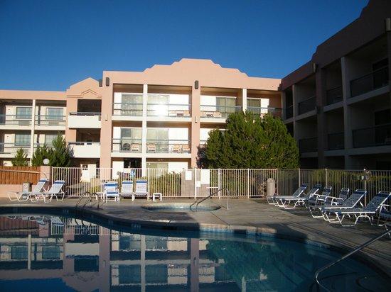 Canyon Plaza Resort : Piscina