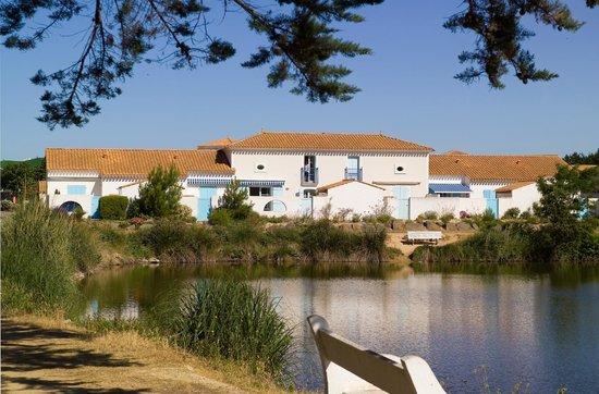 Madame Vacances Les Maisons Du Lac : des maisons de vaacnces en pleine nature