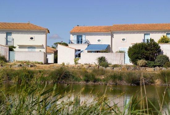 Madame Vacances Les Maisons Du Lac : les maisons du lac de vendée