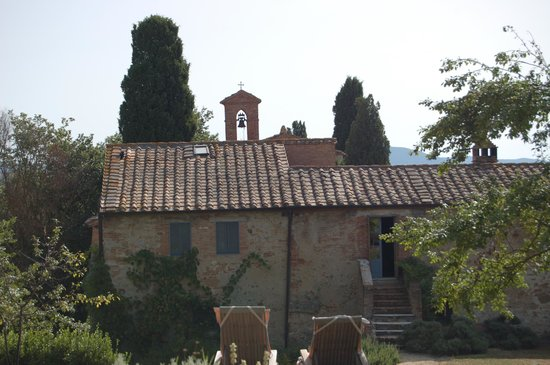 Pieve a Pava: Special place!