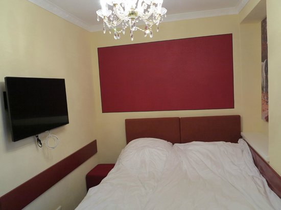 Hotel Ludwigs: Room