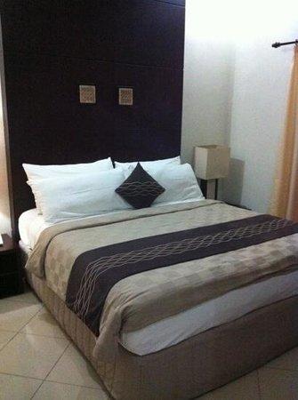 Anika Melati Hotel and Spa: chambre