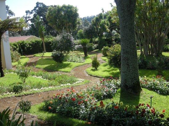 Quinta da Nasce Agua: tuin