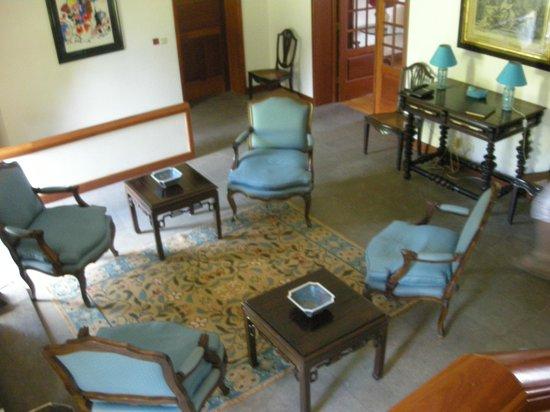 Quinta da Nasce Agua: zitplaats