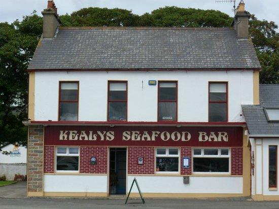 Kealys Seafood Bar: GOOD FOOD
