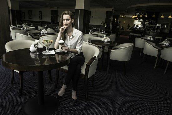 Malinowy Zdroj Hotel Medical SPA : Kawiarnia