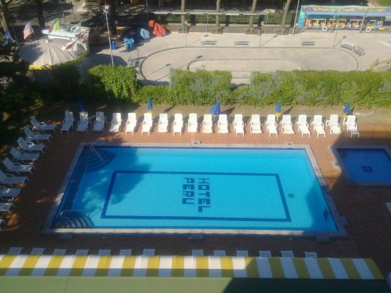 Park Hotel Peru: Piscina hotel