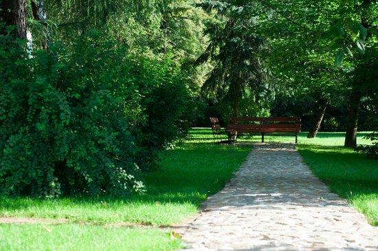 Domus Mater: Garden