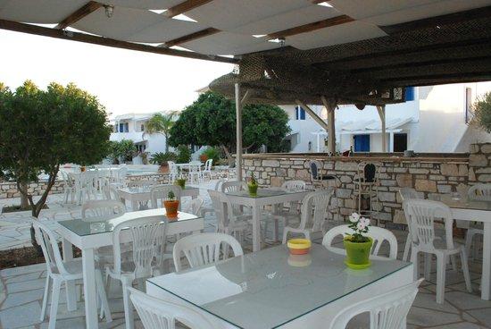 Fyrogenis Palace Hotel: στο μπαρ
