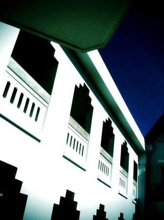 Muine Bay Resort: Main building