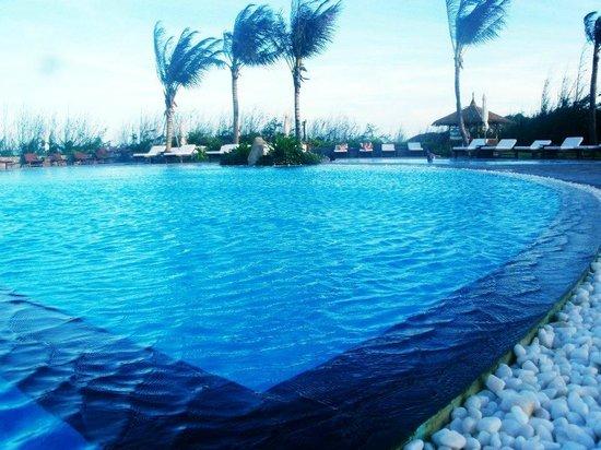 Muine Bay Resort: Pool views