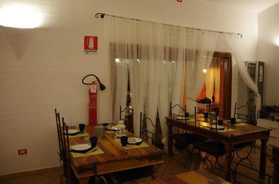AgriRistoChic Resort Li Espi: location....