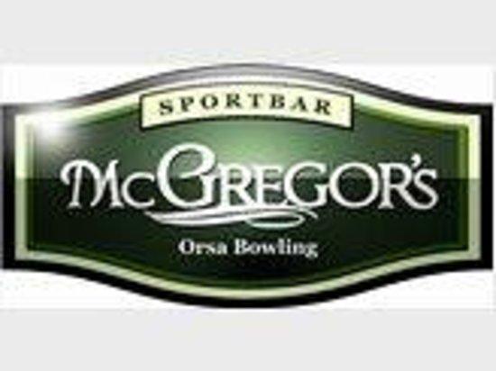 McGregor's Sportbar: McGregors Sportbar