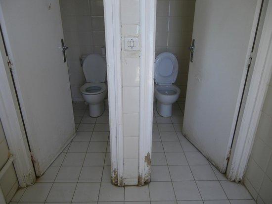Club Marmara Yasmine: prevoir votre papier wc...car c'est rare qu'il y en a