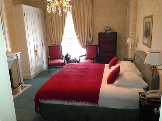 Hotel Westminster: Our Room