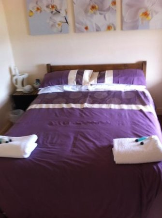 George & Dragon: double room with quay views