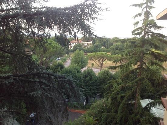Grand Hotel Panoramic: panorammic  вид из окна
