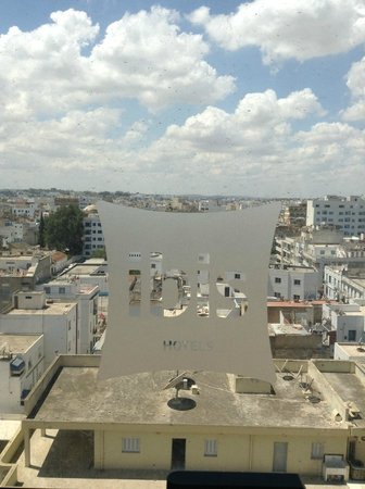 Ibis Tunis : View from our room! 8th floor