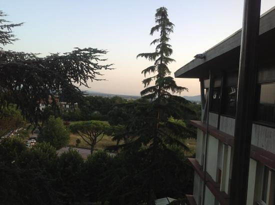 Grand Hotel Panoramic: вечер