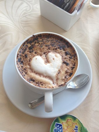 Hotel San Michele : La colazione al San Michele la preparano col cuore !