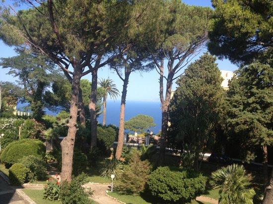 Hotel San Michele : Vista dal terrazzo della mia camera