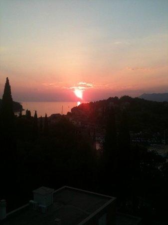 Villa Marlais: View from the balcony