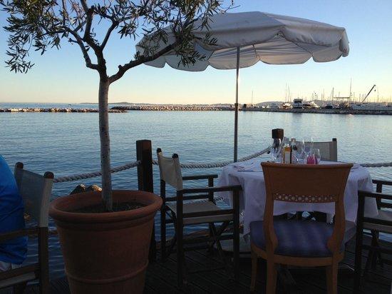 Chez Panisse at Holiday Inn: le site du restaurant