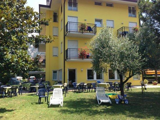 Hotel Toresela: Hotel Garten