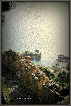 The Venetian Castle of Nafpaktos