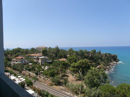 Hotel Santa Lucia e le Sabbie d'Oro : widok