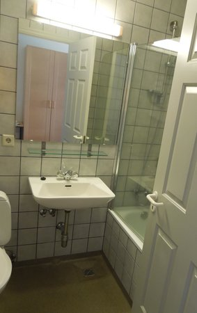 Hotel Reynihlid: Bathroom
