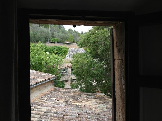 Mirabo de Valldemossa: View from one window