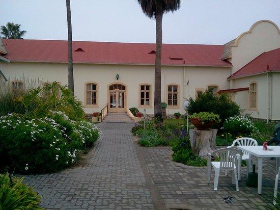Prinzessin Rupprecht Residenz: Garden
