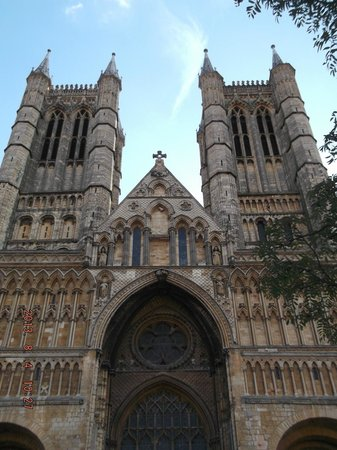 Cathedral View Guest House: Lincoln Cathedral