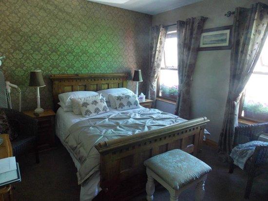 Belvedere House: Lovely room