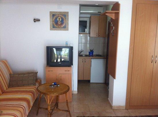 Hotel Savojo : Room