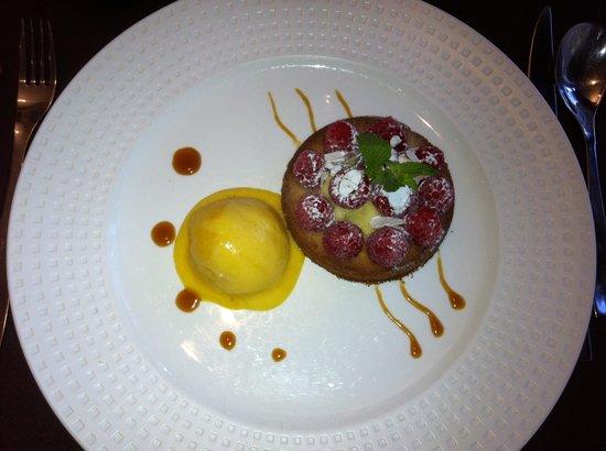 La Gourmandise : Tartelette framboises