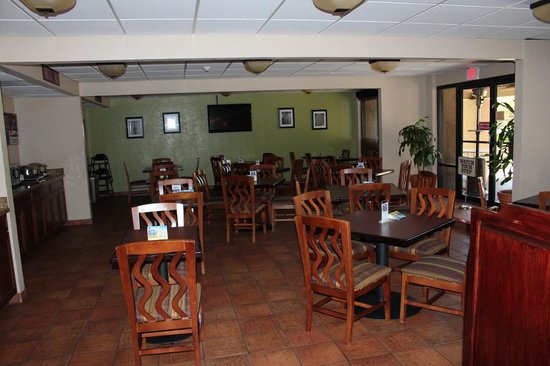 BEST WESTERN PLUS Tempe by the Mall: Dining Room