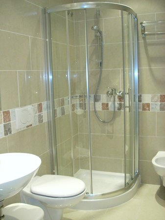 Hotel Nelson: bagno