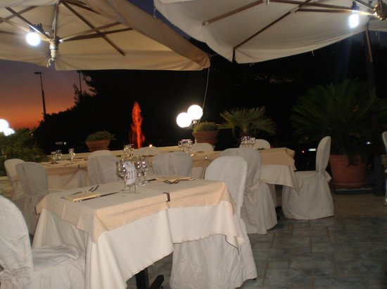 Hotel Mediterraneo: ristorante dell'hotel
