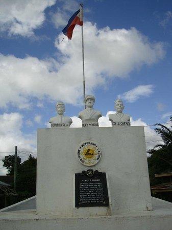 Panay Liberation Marker
