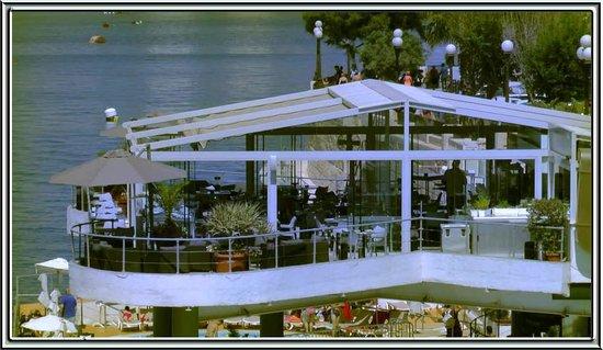 Taste at Fortina Spa Resort: Restaurant am Meer des Fortina Hotels
