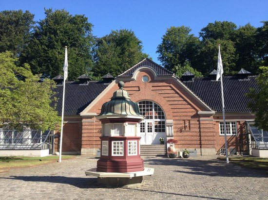 Hotel Koldingfjord: Inner Yard
