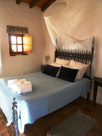 Cerro da Fontinha: Schlafzimmer