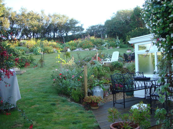 Little Hill House: Janices wonderful garden
